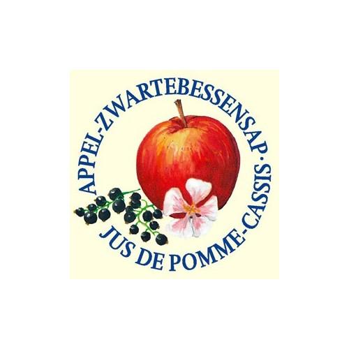 Appel & zwartebessen sap BIO 75 cl (Pajottenlander)