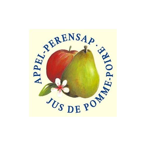 Appel&peren sap BIO 75 cl (Pajottenlander)