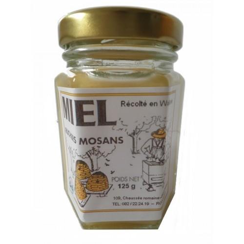 Miel toutes fleurs 125 g (Ruchers Mosans)
