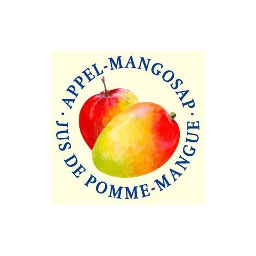 Appel&mangosap BIO 75 cl (Pajottenlander)