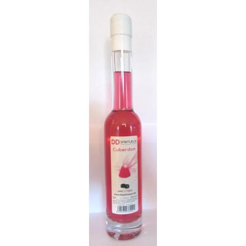 Liqueur de cuberdons-Peket 20 cl (DD Spiritueux)