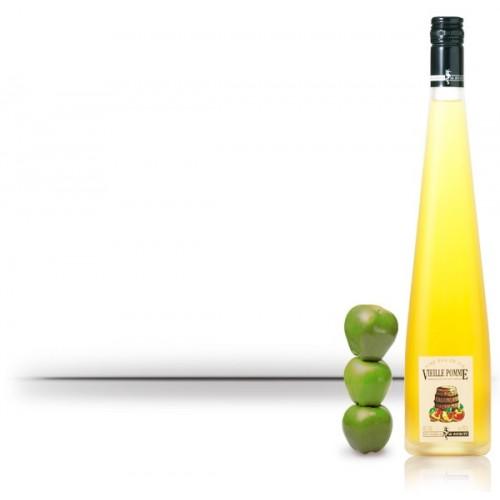 Eau de vie vieille pomme 70 cl (Distillerie de Biercée)