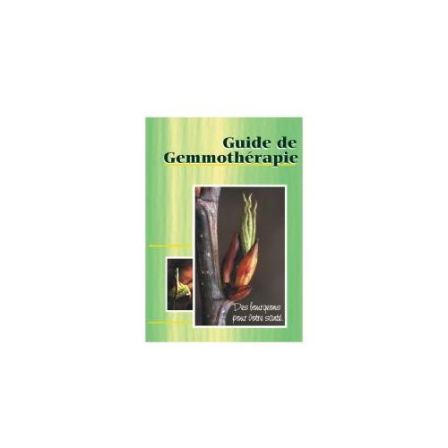 Guide de gemmothérapie - Edition Amyris