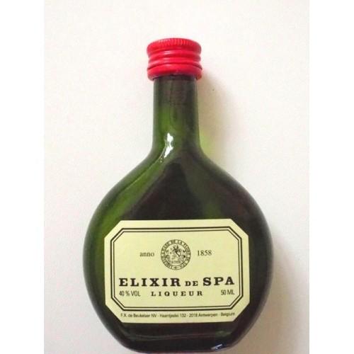 Elixir de Spa 5 cl (FX De Beukelaer)