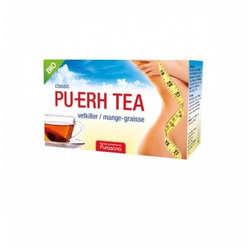 Pu-erh thee fat burner classic  (Purasana)
