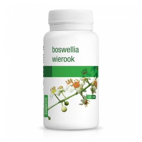Boswellia 120 capsules (Purasana)