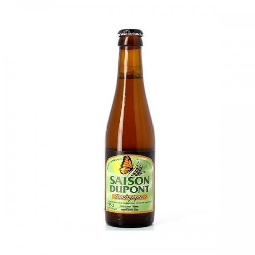 Saison bio 25 cl (Dupont)