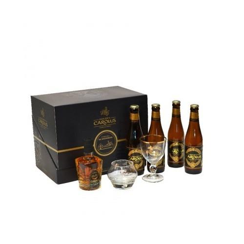 Gouden Carolus Single Malt Discovery Box (Het Anker)