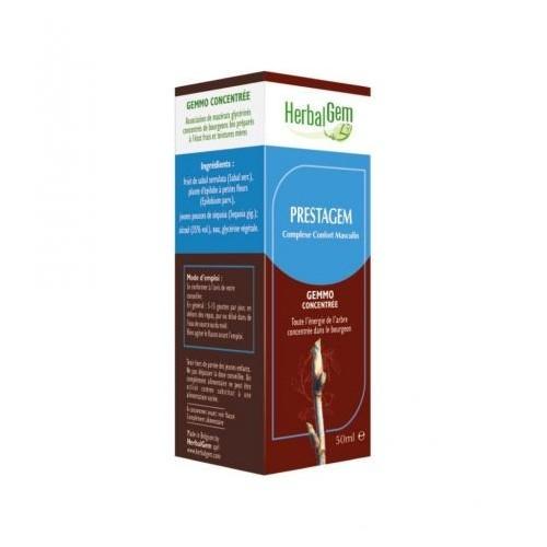 Prestagem bio complexe masculin 50 ml (Herbalgem)