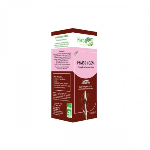 FEM 50+ GEM complexe femme 50 ml (Herbalgem)