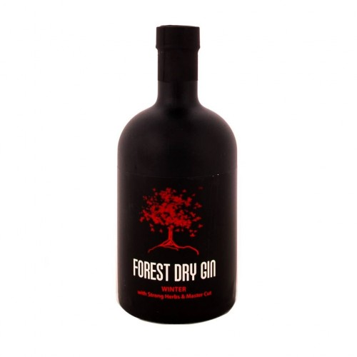 Gin - Winter 50 cl (Forest Dry Gin)