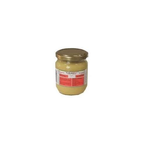 Moutarde pauvre en sel 200 g (Delaan)