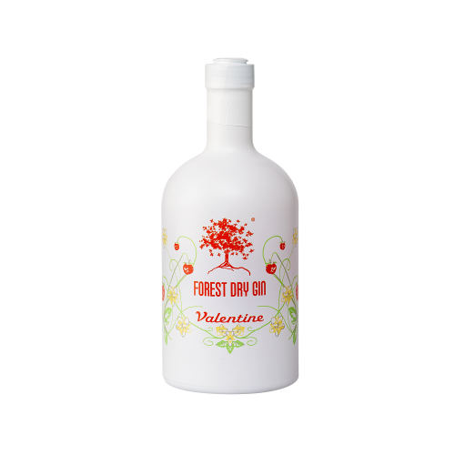 Gin - Valentine 50 cl (Forest Dry Gin)