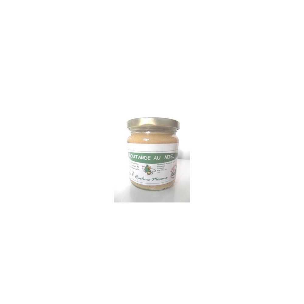 Moutarde au miel (Ruchers & vergers Mosans)