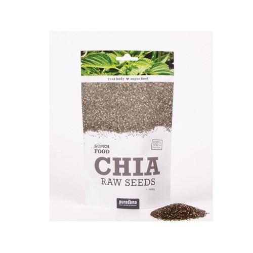 Graines de Chia 400 g (Purasana)