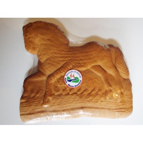 Dinantse koek 125 g - paard  (Collard)