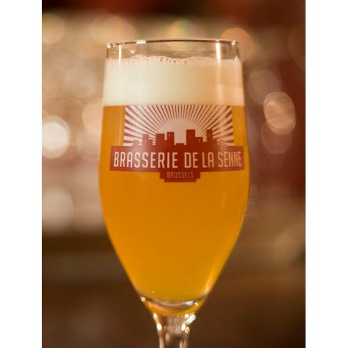 Glas Brasserie de la Senne 33 cl