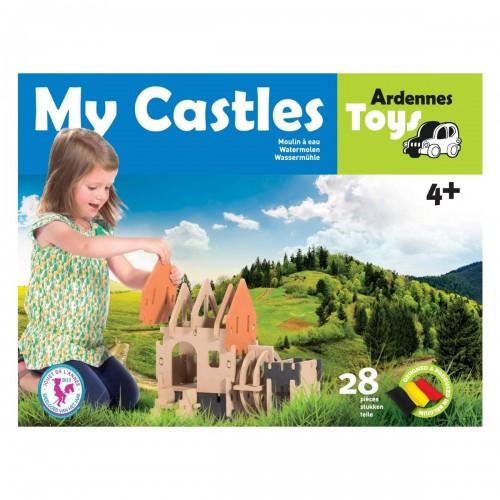 Watermolen (4 +) Ardennes Toys