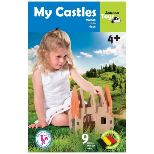 Huis (+ 4)  Ardennes Toys