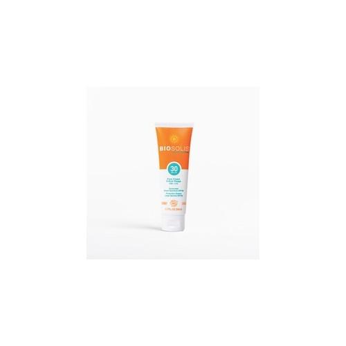 Crème visage bio SPF 30 anti-aging 50 ml  (Biosolis)