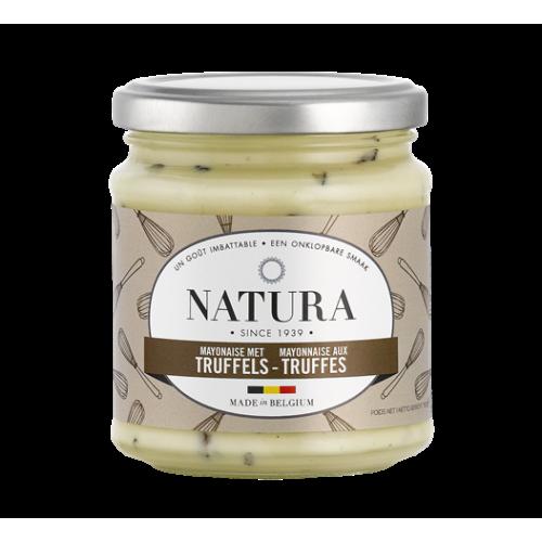 Mayonnaise aux truffes 160 g dlc 31/10/2019(Natura)