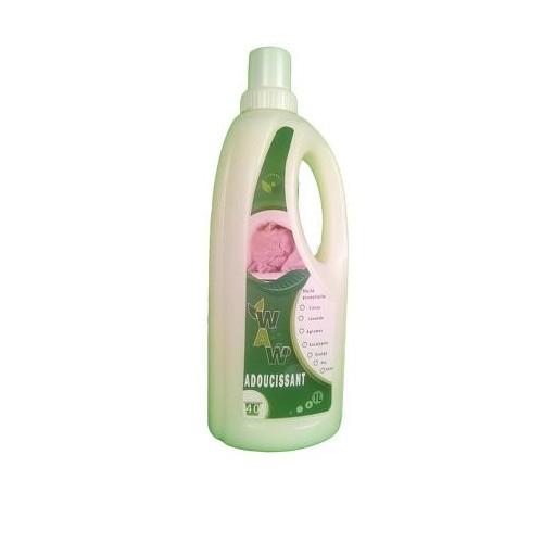 Adoucissant aux huiles essentielles de lavande 1 L (Wallo-wash)