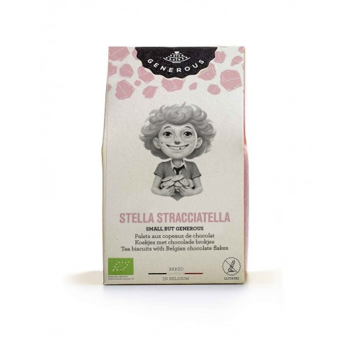 Stella Sracciatella bio 125 g (Generous)