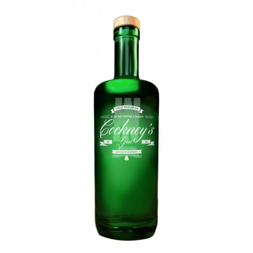 Cockney's gin 70 cl