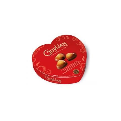 Coeurs en chocolat praliné 105 g (Guylian)