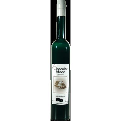 Liqueur chocolat blanc 50 cl - Peket (DD Spiritueux)