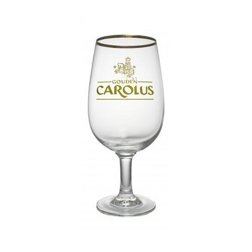 Glas bier Gouden Carolus 50 cl  (Het Anker)