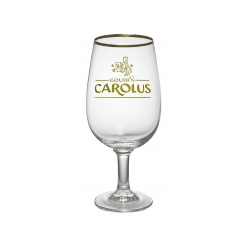 Verre bière Gouden Carolus 50 cl (Distillerie Het Anker)