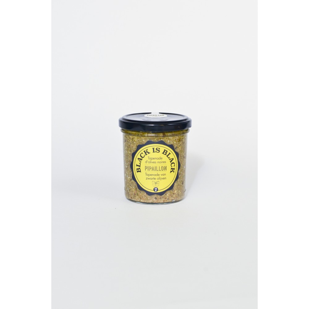 Groene olijventapenade bio 180 g (Pipaillon)
