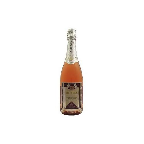 Brut sauvage Chardonnay - Cuvée Ruffus blanc de blanc 2014 (Vignoble des Agaises