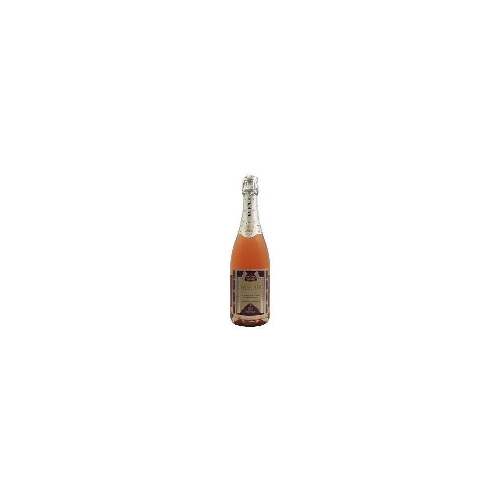 Brut rosé - Cuvée Ruffus 2014 (Vignoble des Agaises)