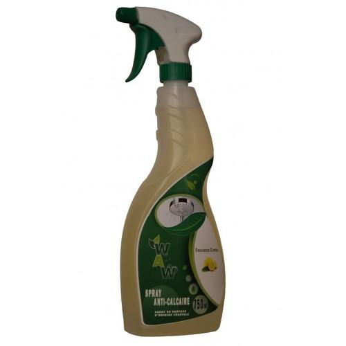 Nettoyant anti-calcaire 750 ml (Wallo-wash)