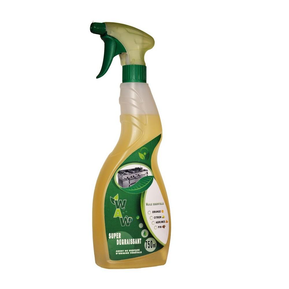 Nettoyant multi-surface citron 750 ml (Wallo-wash)
