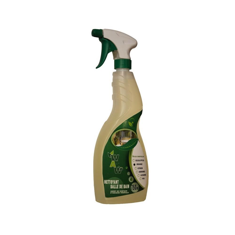 Nettoyant salle de bain citron 750 ml (Wallo-wash)