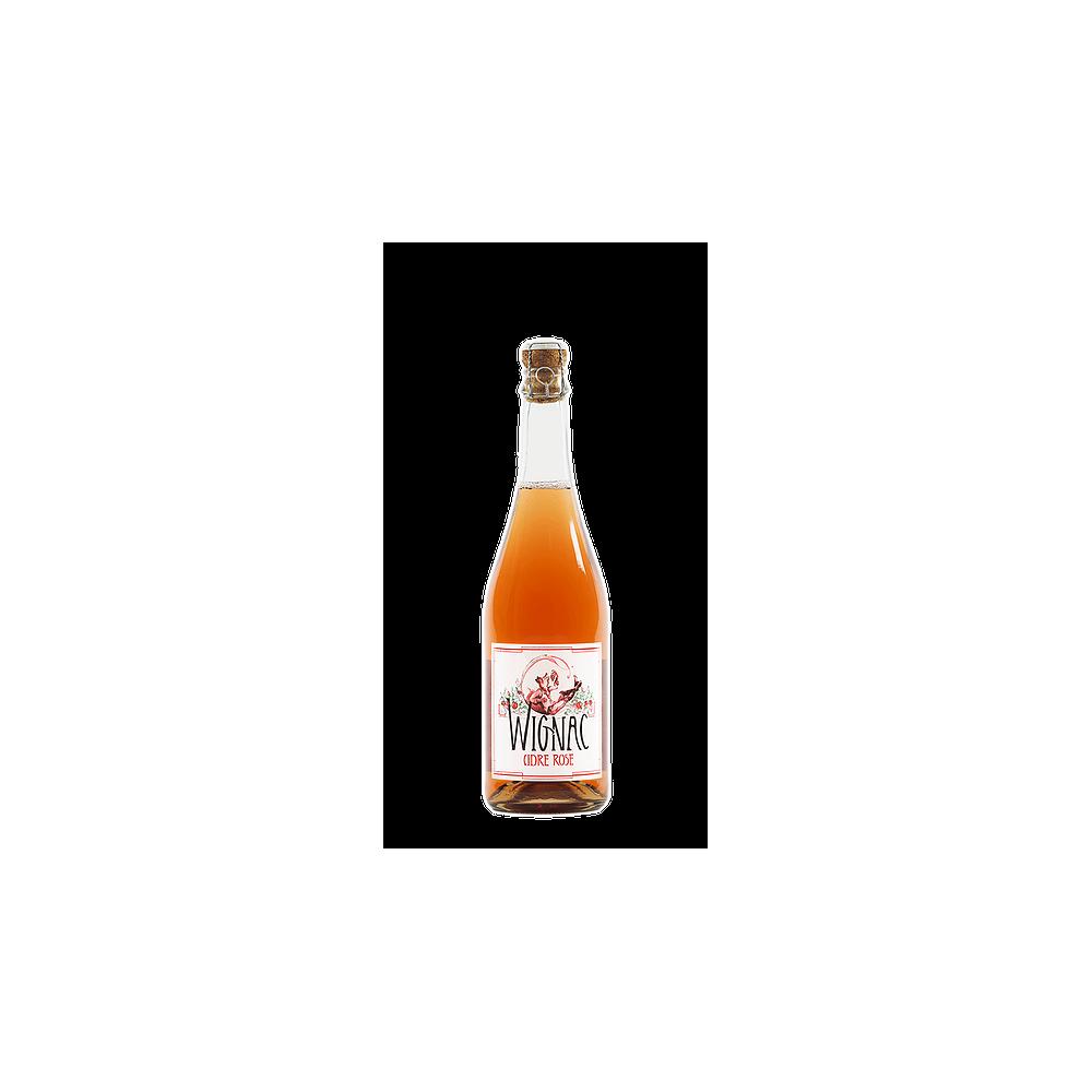 Cidre rosé Le Goupil 75 cl (Wignac)