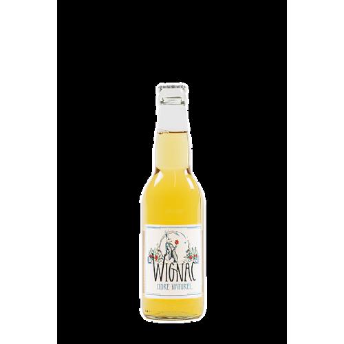 Cider naturel Le lièvre 33 cl (Wignac)