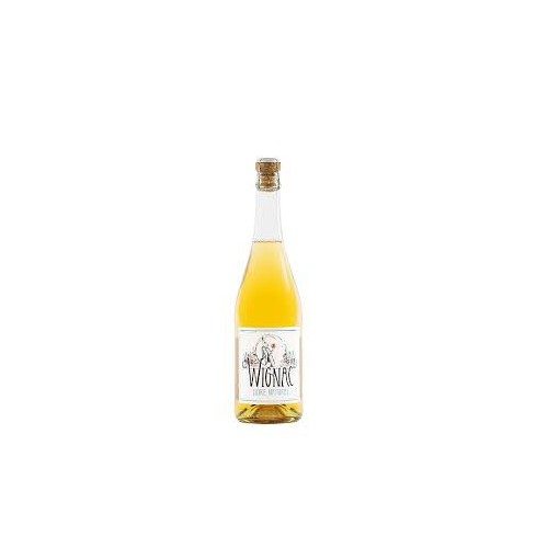 Cider naturel Le Lièvre 75 cl (Wignac)