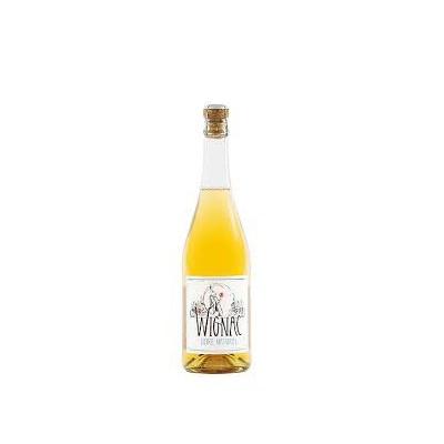 Cidre naturel Le lièvre 33 cl (Wignac)