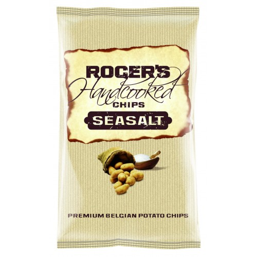 Zeezout chips 150 g (Roger & Roger)