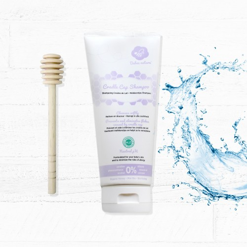 Baby shampoo 200 ml (Babee Nature)