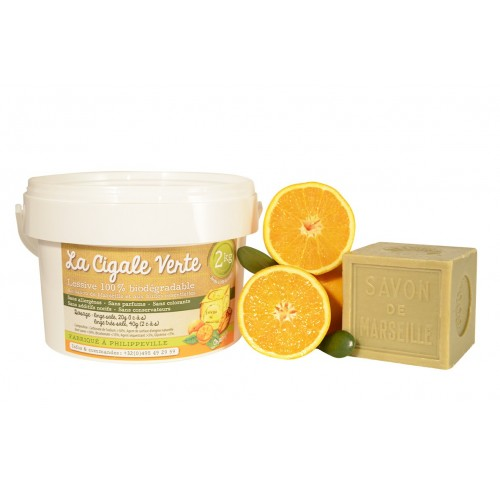 Nettoyant super dégraissant citron 750 ml (Wallo-wash)