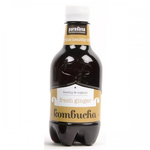 Kombucha ginger 330 ml (Purasana)