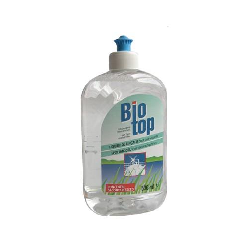Liquide de rinçage concentré pour lave-vaisselle 500 ml (Biotop)