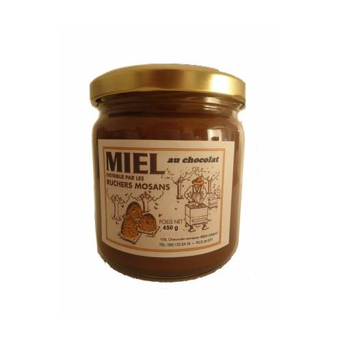 Miel au chocolat