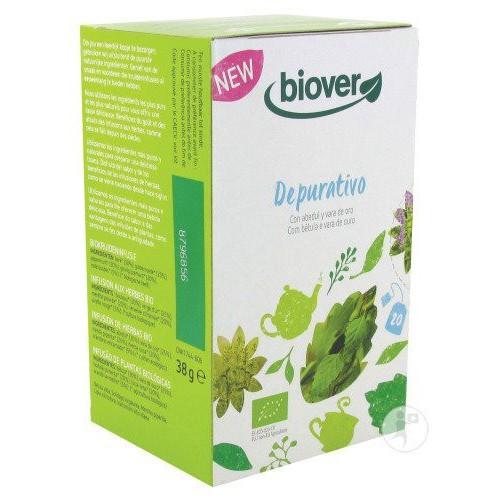 Infusion dépuratif BIO (Biover)