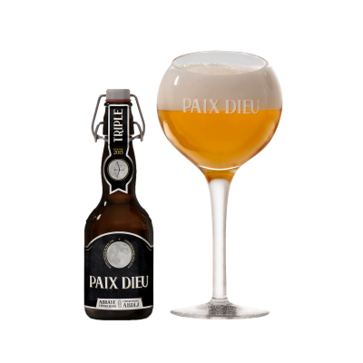 Bière d'abbaye Paix-Dieu 33 cl